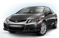 2012 Honda Civic Coupe Overview