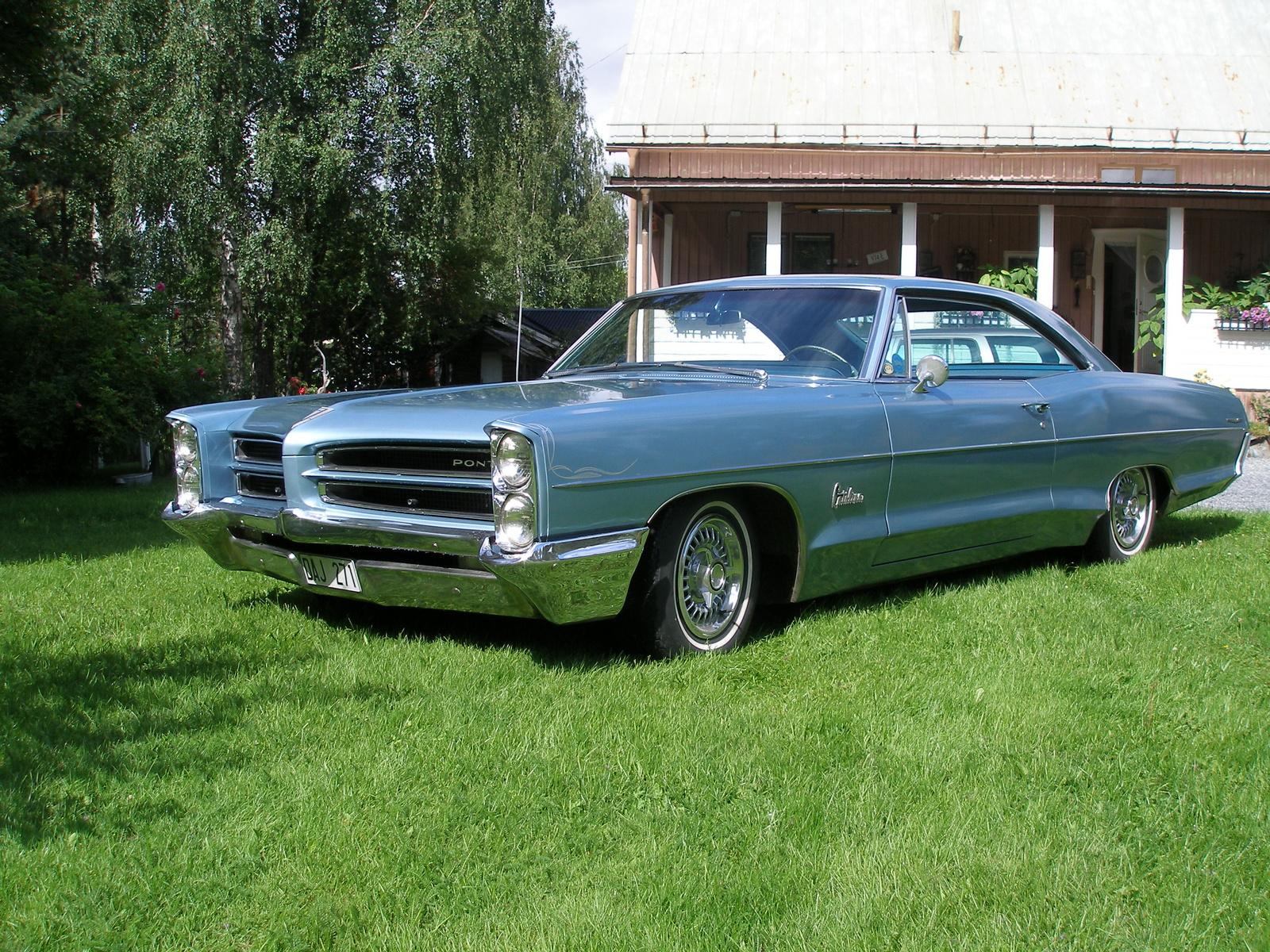 Used Cars Phoenix >> 1966 Pontiac Catalina - Pictures - CarGurus