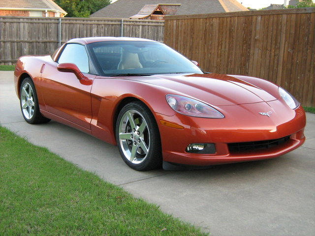Picture of 2005 Chevrolet Corvette Coupe