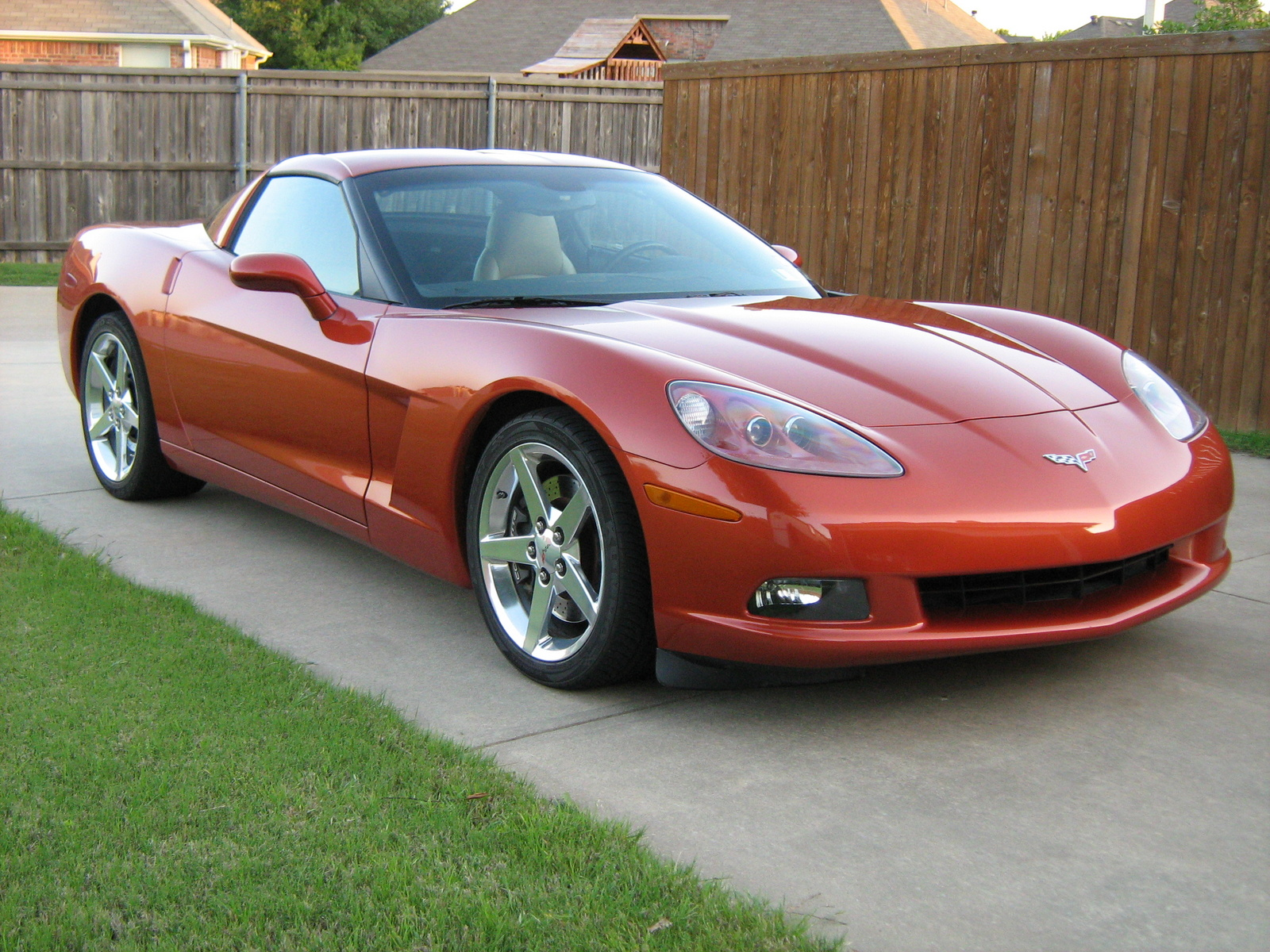 2005 Chevrolet Corvette Coupe, Picture of 2005 Chevrolet Corvette Base