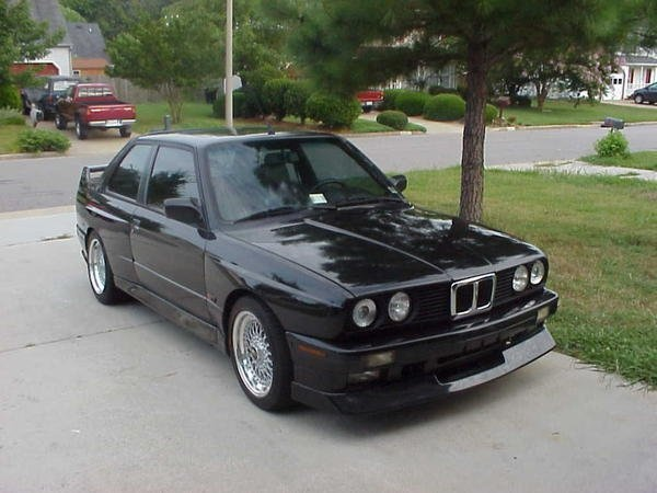 1991 BMW M3 Coupe, 1991 BMW M3