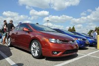 Picture of 2007 Honda Civic Coupe Si, exterior