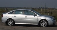 Picture of 2002 Vauxhall Vectra, exterior