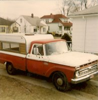 1965 Ford F-250 Overview