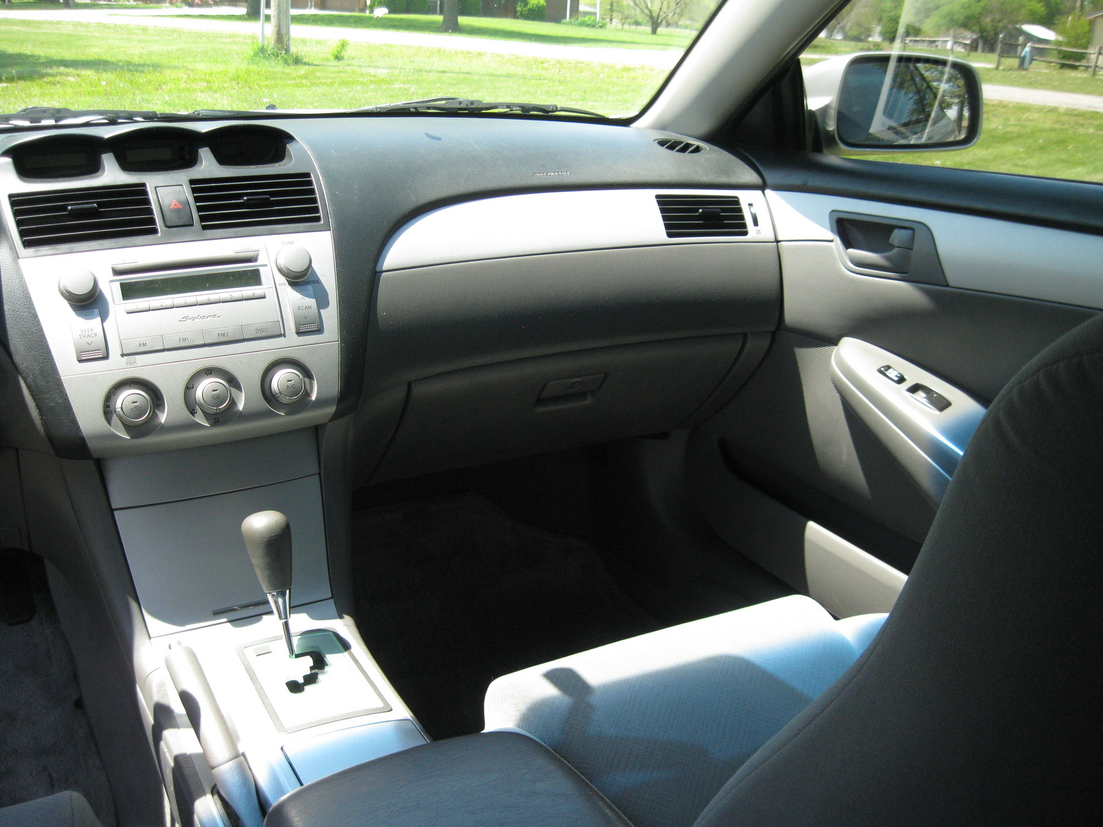 2006 toyota camry solara interior pictures cargurus. Black Bedroom Furniture Sets. Home Design Ideas