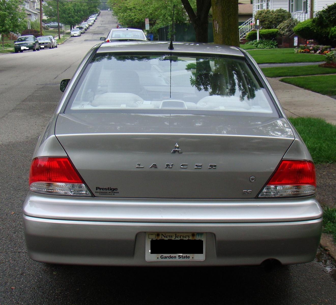2003 Mitsubishi Lancer - Pictures - CarGurus