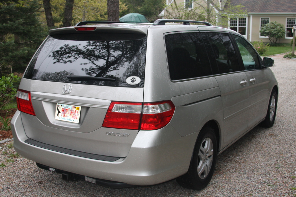 2005 Honda odyssey exl reviews #5