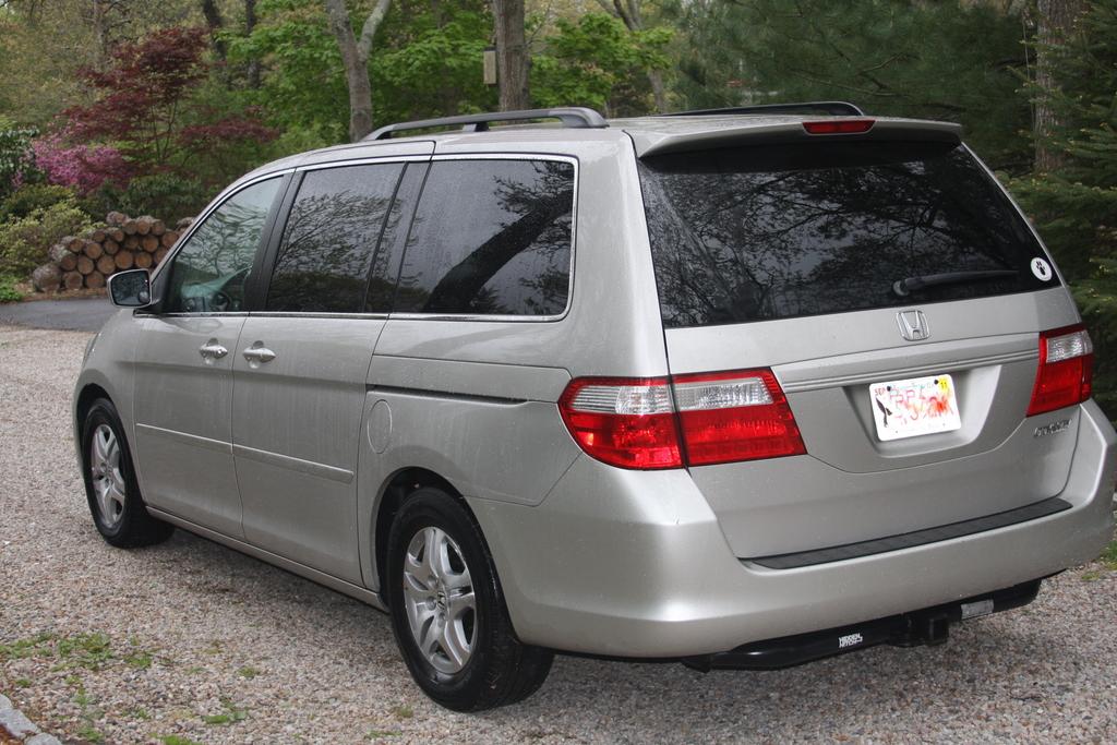2005 Honda odyssey exl reviews