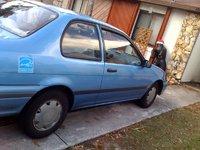 Picture of 1991 Toyota Tercel 2 Dr DX Coupe, exterior