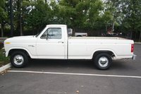 1980 Ford F-100, original inline 6 motor, changed to a 4 speed manual trans., everything else is stock., exterior, gallery_worthy