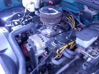 Picture of 1993 GMC Sierra 1500 C1500 SLE Standard Cab Stepside SB, engine