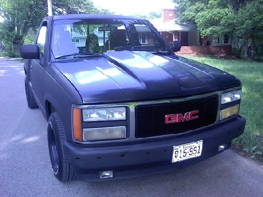 Picture of 1993 GMC Sierra 1500 C1500 SLE Standard Cab Stepside SB, exterior