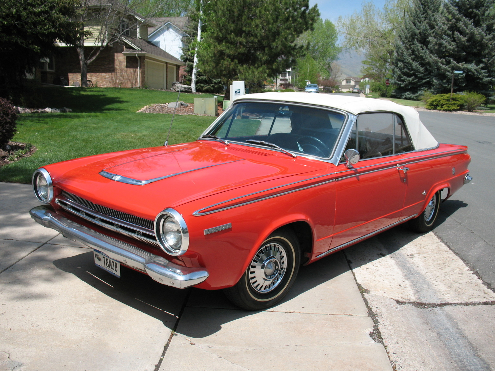 1963 Dodge Dart 440 Related Infomation Specifications