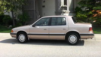 Picture of 1989 Dodge Spirit, exterior