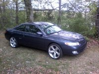 1999 Toyota Camry Solara 2 Dr SE V6 Coupe picture, exterior