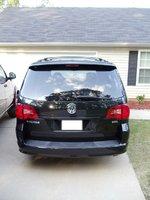 Picture of 2009 Volkswagen Routan SEL, exterior