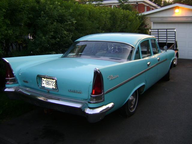 Chrysler Saratoga Pic X on 1960 Chrysler Voyager