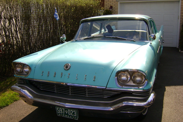 1957 Chrysler Saratoga, 3, exterior, gallery_worthy