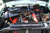 1957 Chrysler Saratoga, 4, engine