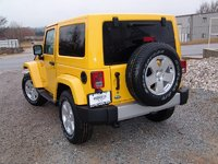 Picture of 2011 Jeep Wrangler Sahara 4WD, exterior, gallery_worthy