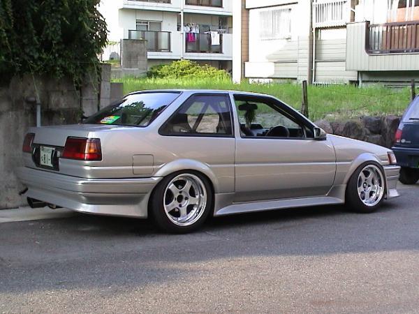 1987 Toyota Corolla Pictures Cargurus