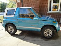 Picture of 1993 Suzuki Sidekick 2 Dr JX 4WD Convertible