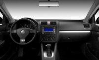 2009 Volkswagen Jetta SportWagen, Front Seat View. , exterior, interior, manufacturer