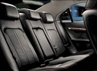 2012 Lincoln MKZ, Back Seat. , manufacturer, interior