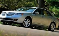 2012 Lincoln MKZ, Front quarter view. , exterior, manufacturer