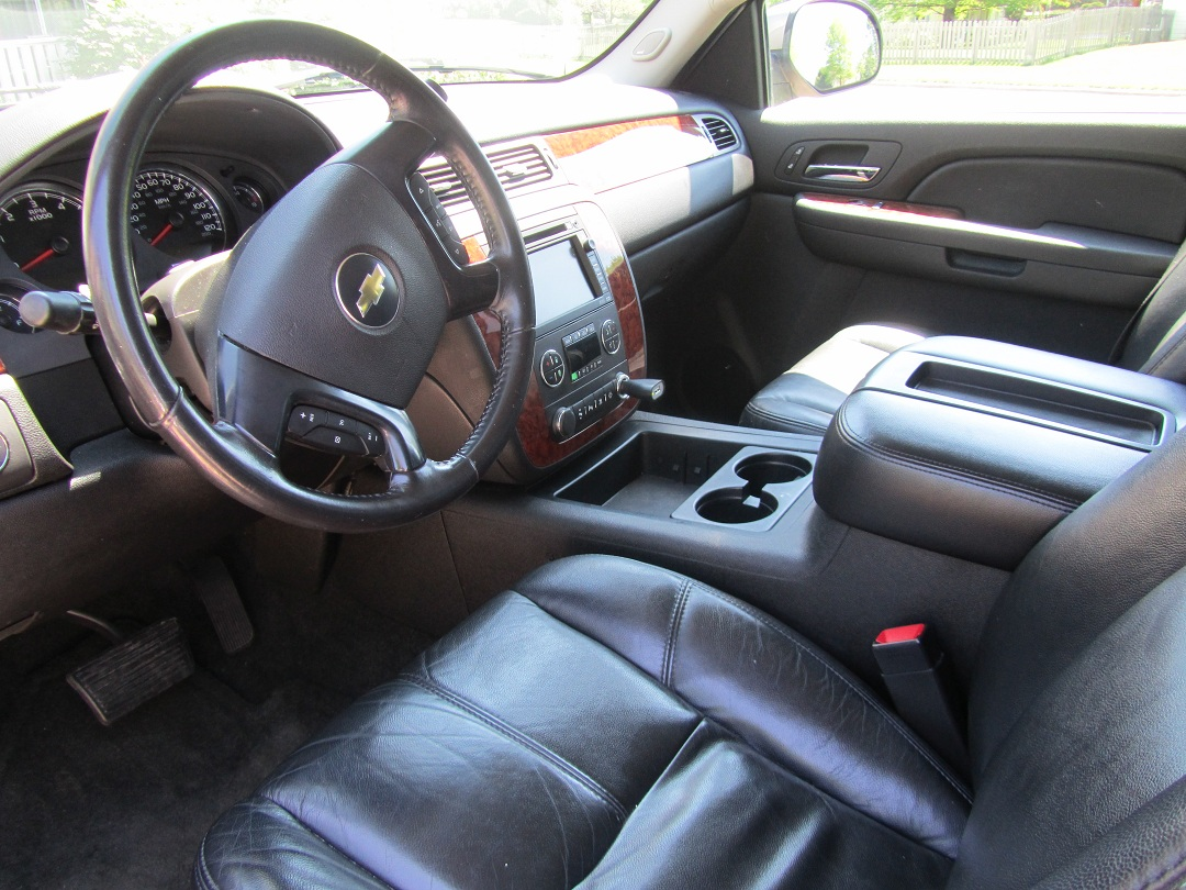 2007 Chevrolet Avalanche Interior Pictures Cargurus