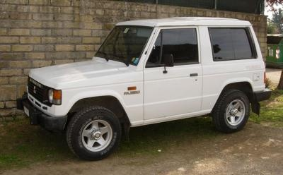 Picture of 1987 Mitsubishi Pajero, exterior