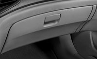 2012 Honda Civic Coupe, Close-up of glove compartment. , interior, manufacturer