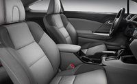 2012 Honda Civic Coupe, Front Seat. , interior, manufacturer, gallery_worthy