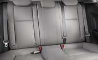 2012 Honda Civic Coupe, Back seat. , interior, manufacturer