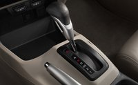 2012 Honda Civic, Close-up of automatic shift. , interior, manufacturer