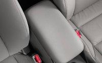 2012 Honda Civic, Close-up of center console. , interior, manufacturer