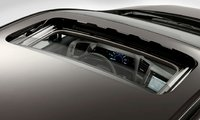 2012 Honda Civic, Close-up of sun roof. , manufacturer, exterior