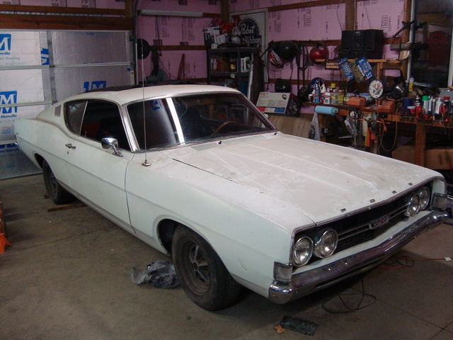 Picture of 1968 Ford Torino, exterior