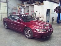 Picture of 2001 Pontiac Grand Prix GTP, exterior