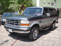 1993 Ford Bronco XLT 4WD, Myi Bronco, exterior