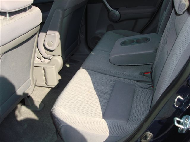 2009 Honda CR-V LX picture, interior