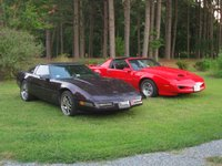 1994 Chevrolet Corvette Coupe, Im startin' a ranch. Already got about 700 horses and I'm lookin for more..., exterior