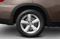2012 BMW X5, Close-up of tire copyright AOL Autos. , exterior