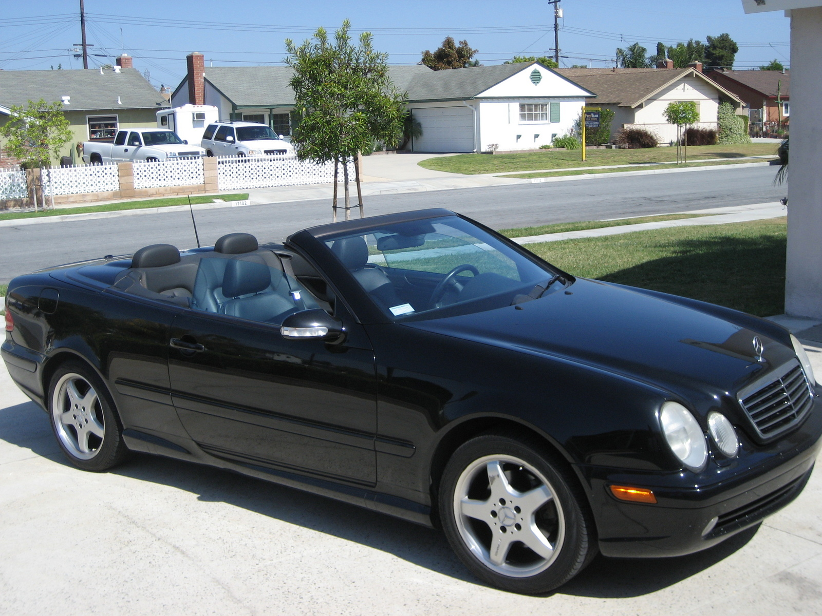 2002 Mercedes Benz CLK Class Pictures C6138 on 2000 mercedes clk 430 amg convertible price