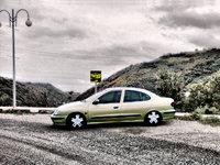 1999 Renault Megane Overview