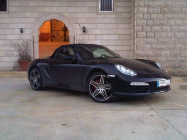 Picture of 2010 Porsche Boxster S, exterior, gallery_worthy