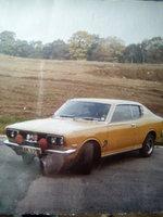 1972 Nissan Bluebird Overview