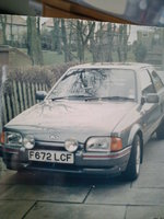 1989 Ford Escort picture, exterior