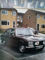 1979 Peugeot 504 Overview