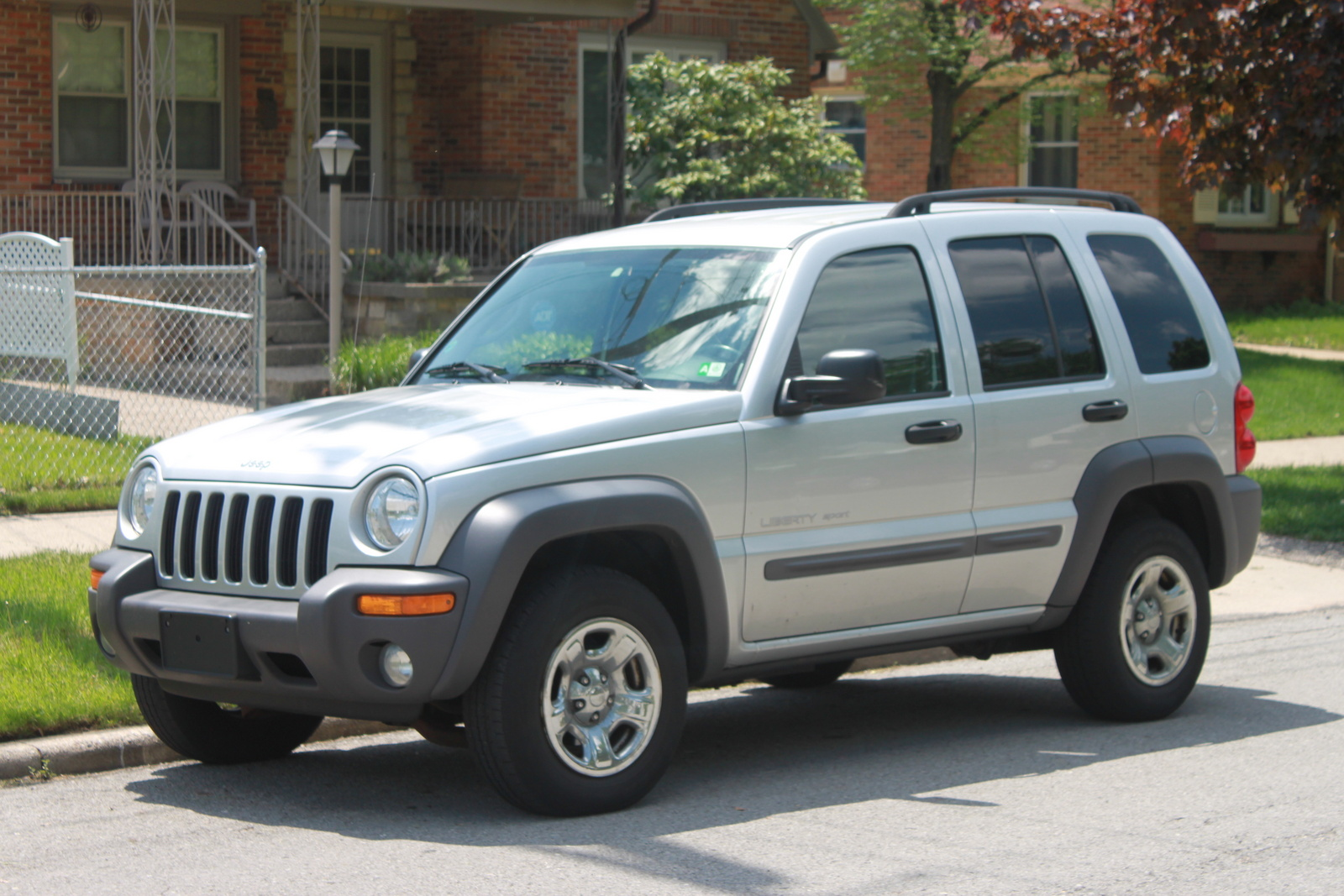 picture of 2003 jeep liberty sport 4wd exterior. Cars Review. Best American Auto & Cars Review